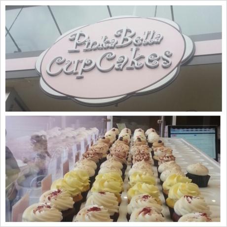 PinkaBella Cupcakes 1
